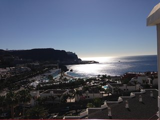 Beautiful apartment in Playa de Cura, with breathtaking sea views