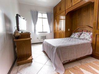 Excelente apartamento Dois quartos