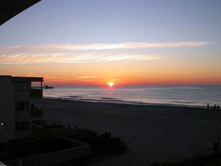 OCEANFRONT 2BR/2BA Renovated Beach Condo