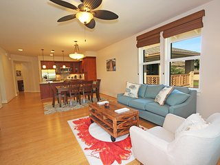 Pili Mai 15C air conditioned 3bd with beautiful interiors in wonderful Poipu