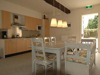 Ruim en luxe vakantiehuis voor 6 tot 8 personen in bourgondisch heuvelland