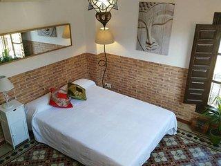 Habitación frente a la ALhambra