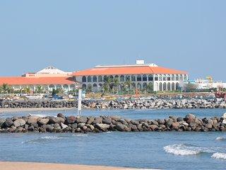 Departamento para 8 personas cerca de la playa con aire acondicionado y wifi