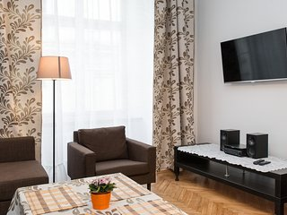 Luxury Apartment Wanda in the City Center - Heart fo the Krakow!