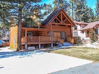 Gold Mountain Cabin, Big Bear City