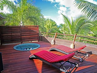 3 Bedroom 3 Bathroom Villa at The Legend Resort Moorea
