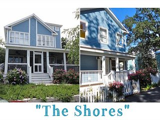 The perfect combination for large groups, holidays and of course VACATION, Michigan City