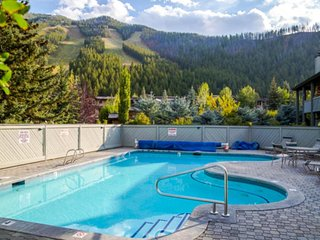 Year-round shared pool and sauna make this a standout property!