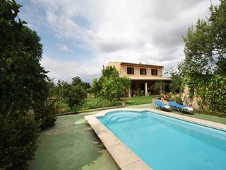 4 bedroom Villa in Algaida, Mallorca : ref 4468