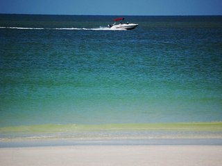 Overlooking Private Beach On Siesta Key, Sarasota