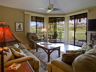 Rarely available 3 BR! Wailea! On Blue Course!