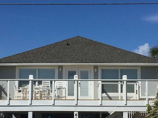 Oceanfront Private 5 Bedroom House- No drive beach NEWLY REMODELED! OPEN JAN/FEB