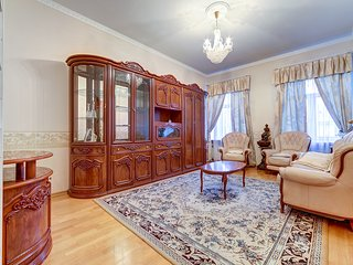 1 bedroom apartment 2 min from Nevsky (3 people)