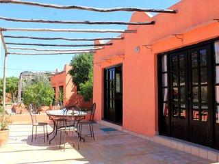 chambres dans maison typique marocaine