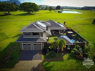 **MODERN** BRAND NEW HOUSE!!! Enjoy Pool & Jacuzzi in Poipu Beach Estates