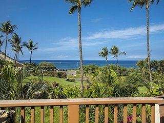 Maui Kamaole #H-205 2B/2Ba 3 Mins to Beach Low-Density Property, Ocean View!