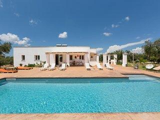 Villa Rosalorè; Apulia