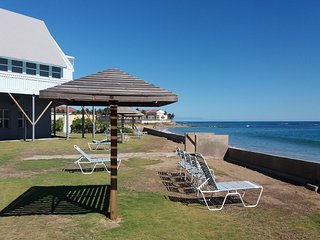 Remodeled OCEANVIEW villa @ Sealofts On The Beach, Frigate Bay