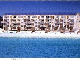 Gulf Front Townhouse