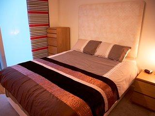 one-bedroom apartment at the Hub Milton Keynes