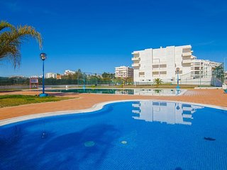 Wohnung  Albufeira,Terrasse, Pool, Tennis, AC.WIFI
