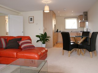 two-bedroom apartment in Bletchley Milton Keynes