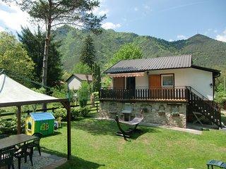 Casa indipendente con giardino privato recintato