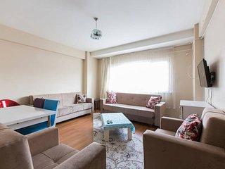 Cozy  Apartment in Harbiye D5, Istanbul