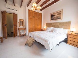 Es Carreró ☼ Típica casa de pueblo, Santa Margalida