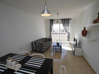 Apartamento céntrico en Arrecife de 3 dormitorios y a 15 min de la playa