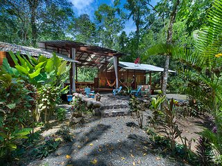 The Long Dream house of Congo Bongo Ecolodges Costa Rica., Manzanillo