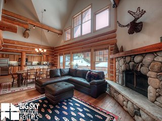 Big Sky Resort | Powder Ridge Cabin 13 Rosebud Loop