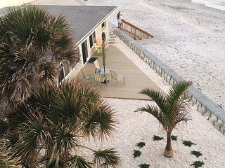 DIRECT BEACH FRONT HOME on MANASOTA KEY
