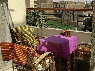 NOMAD Apartments - West Bank - Near Hatshepsut Temple - A Traveler's Home