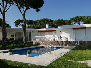 Magnifica casa con piscina