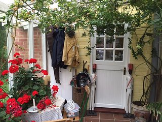 My Darling Old Quirky Dorset Cottage