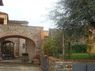 villa vecchio fienile, Lamporecchio