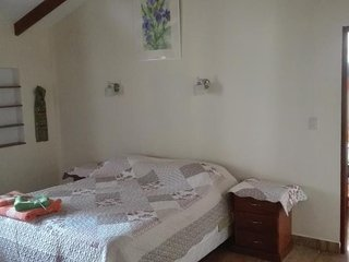 Hostal Serena - Family Room with Private Bathroom