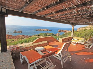 Villa Cobalto with amazing sea view and 100 mt. far from the sea
