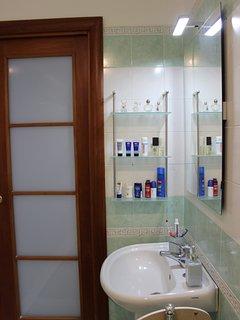 bagno : particolari