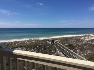 SeaCliffs Beach Front Cape San Blas MoonShadow 3 BR; 2.5 BA Pet Free