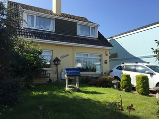 First floor apartment in Looe, Cornwall
