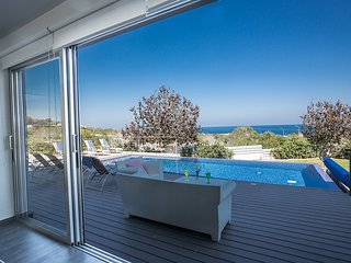 Chloe Villa with Panoramic Sea Views. Sleeps 10