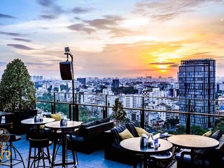 Saigon in Sunset