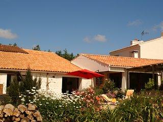 Maison d'hotes 'La Chèvrerie' près des Sables d'olonne