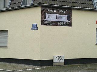 Hostel. Apartment für 5 Personen im Kölner Norden