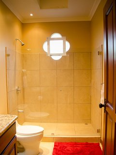 Third full bathroom with shower