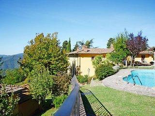 Villa Montedomini, Dicomano