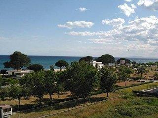 Apartamento Marinero, a un minuto de la playa y vistas frontales del mar., Cambrils