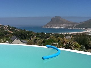 A Slice of Paradise.Good news our Swimming Pool is full!